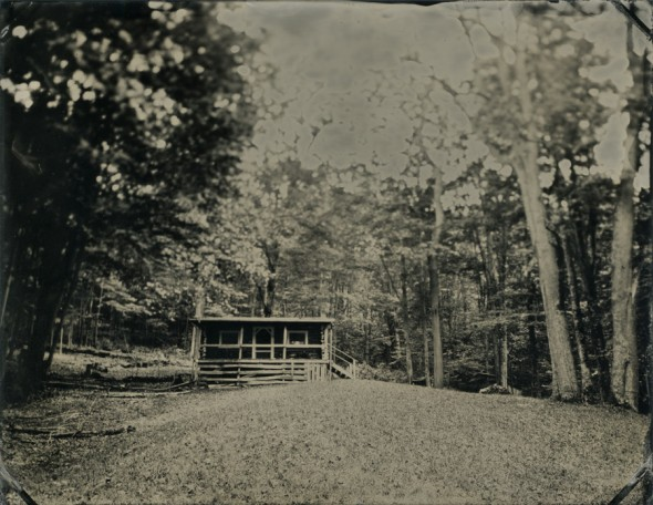 The Dawson Cabin