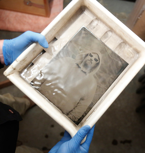 Resurgence in interest in historical photographic processes
