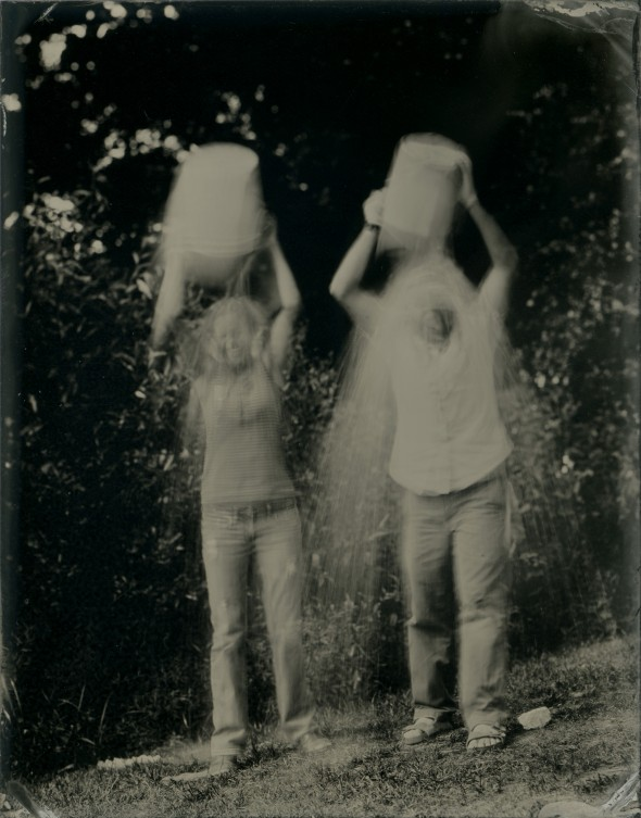 Icebucket challenge, old school style.