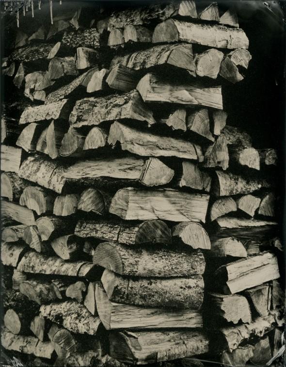 John's Woodpile, Whitefield, Maine