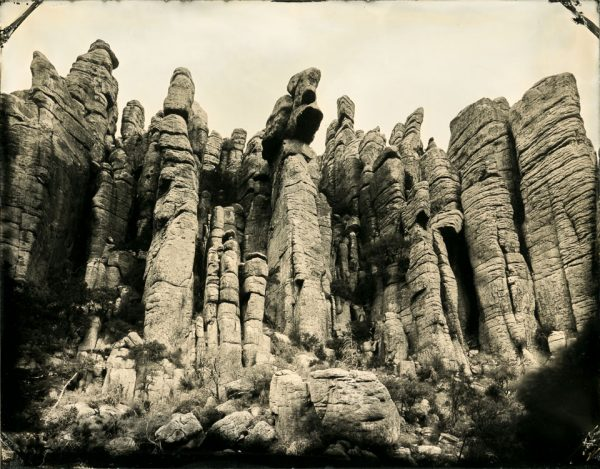 Organ Pipe Formation, Chiricahua National Monument.