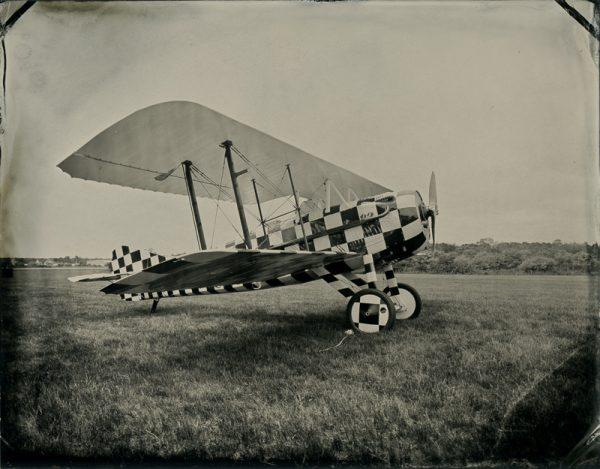 Spad XIIIc.1 biplane (replica)