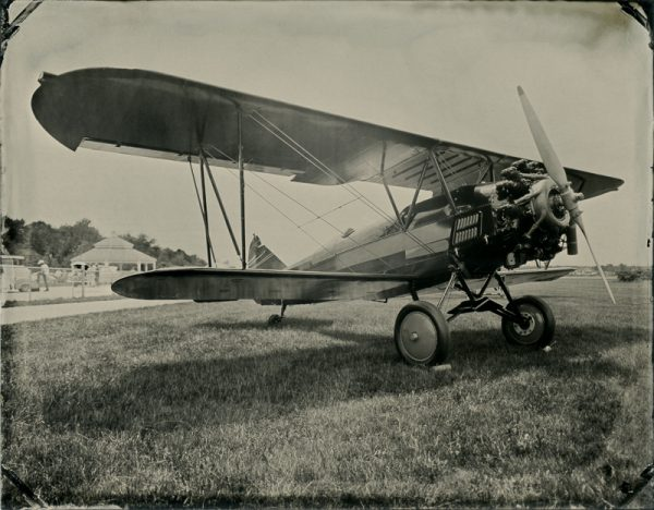 1930 Curtiss-Wright Travel Air D-4000 Speed Wing