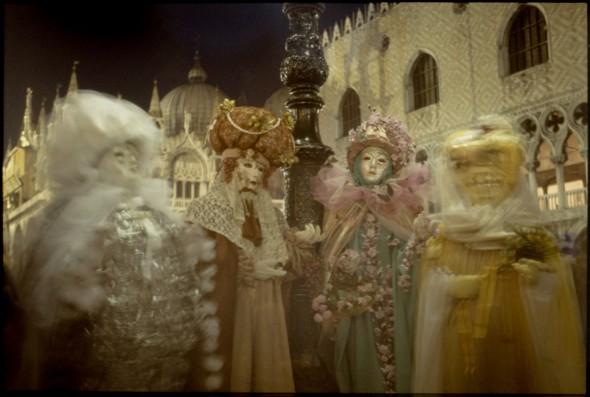 Carnevale, Venezia, February, 1992
