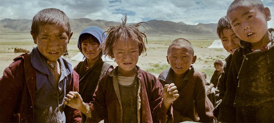 Tibet, 1990