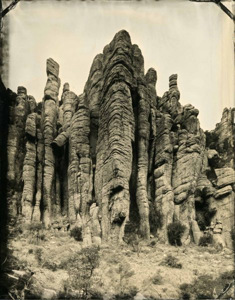 Organ Pipe Formation, Chiricahua National Monument