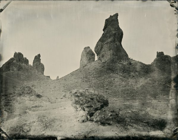 Trona Pinnacles National Natural Landmark