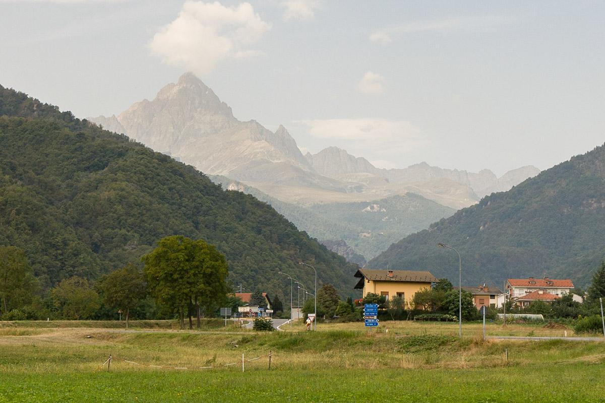 Saluzzo – Crissolo, Italy
