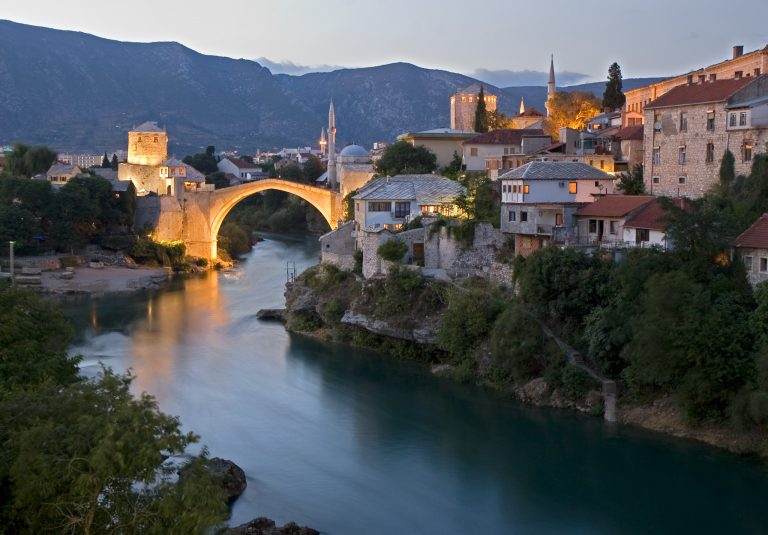 Mostar and Podvelezje, Bosnia and Herzegovina