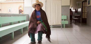 Clinic and Banos del Inca, Peru