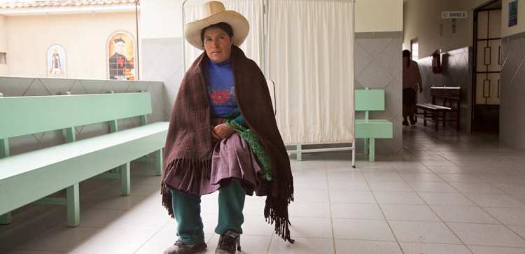 Read more about the article Clinic and Banos del Inca, Peru