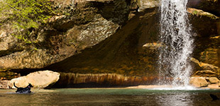 Read more about the article Hocking Hills Weekend