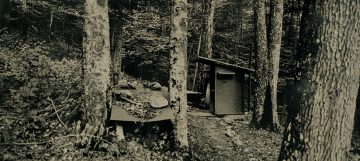 The Dawson Cabin – Tintypes