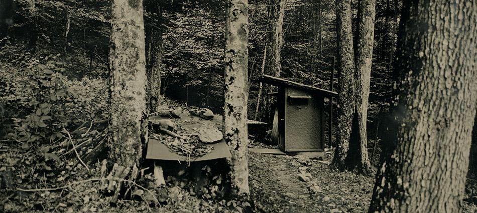 The Dawson Cabin – Tintypes