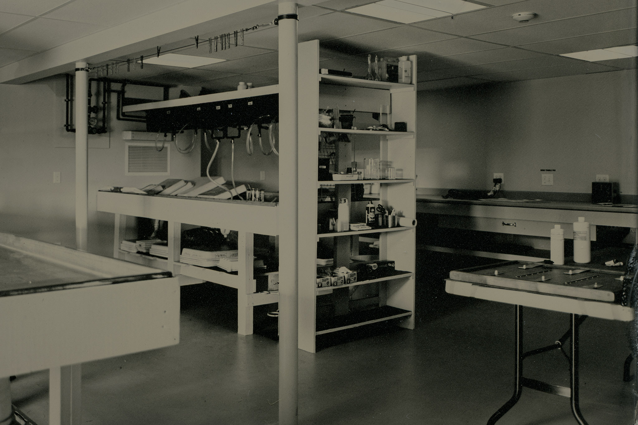 New Haas Lab – Tintype