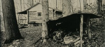 The Dawson Cabin, Glady, WV