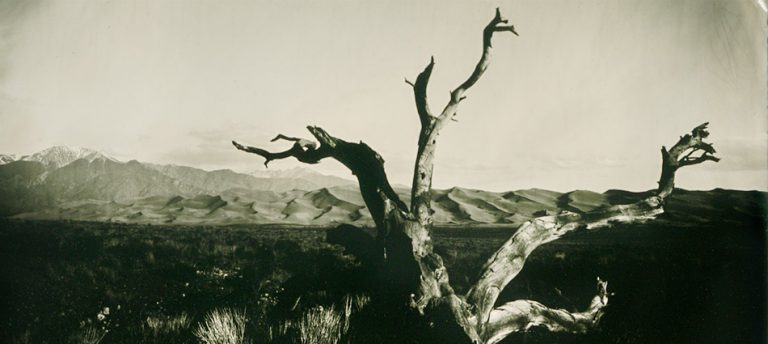 Great Sand Dunes National Park Tintype