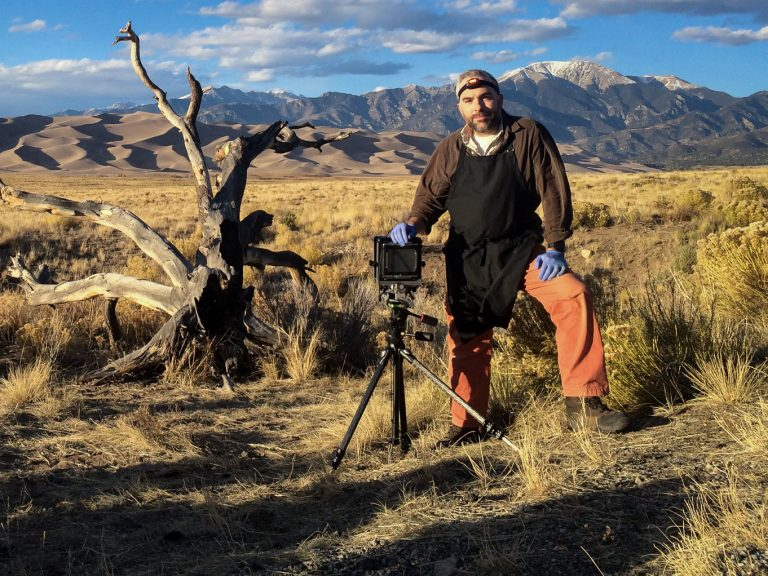Tintype Workshop: Great Sand Dunes National Park