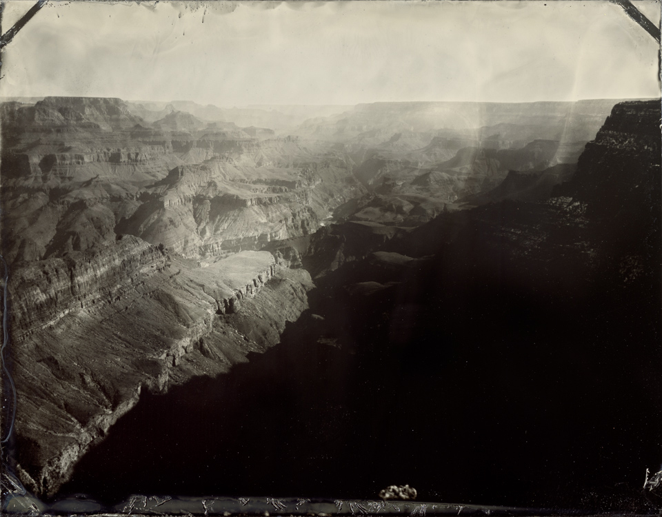 View from Lipan Point, Grand Canyon National Park.