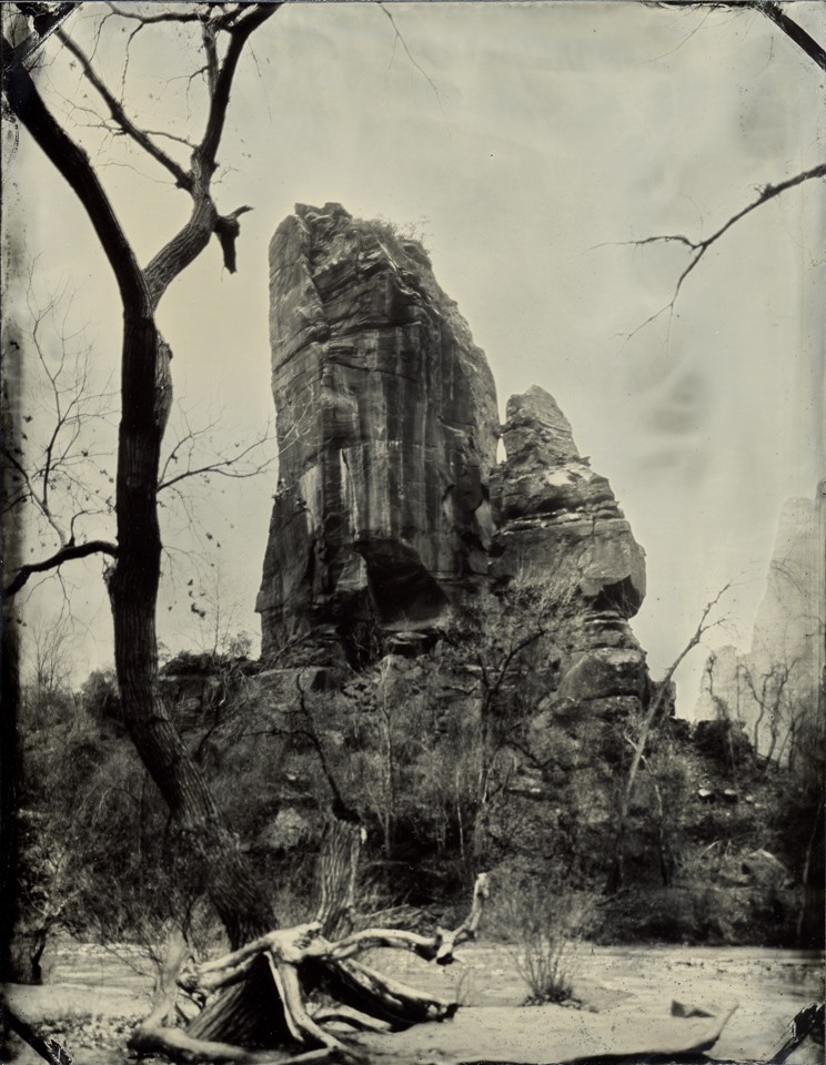 The Pulpit, Temple of Sinawava, Zion National Park.