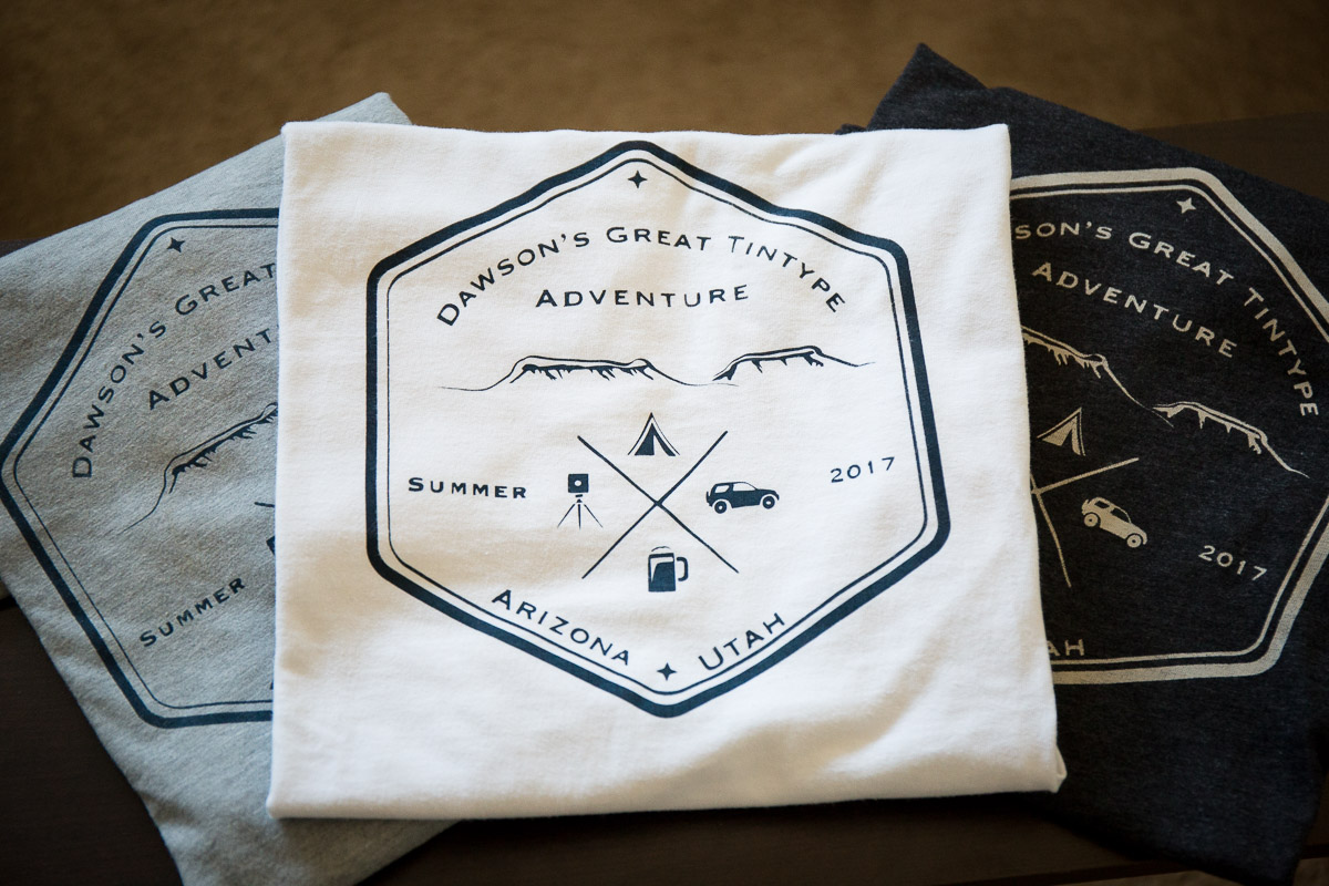 Read more about the article Screenprinting: Road Trip T-Shirt!