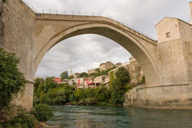 Split to Mostar, Bosnia and Herzegovina