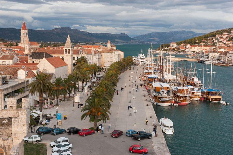 Makarska, Trogir, Split