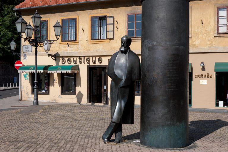 Plitvice to Zagreb, Croatia