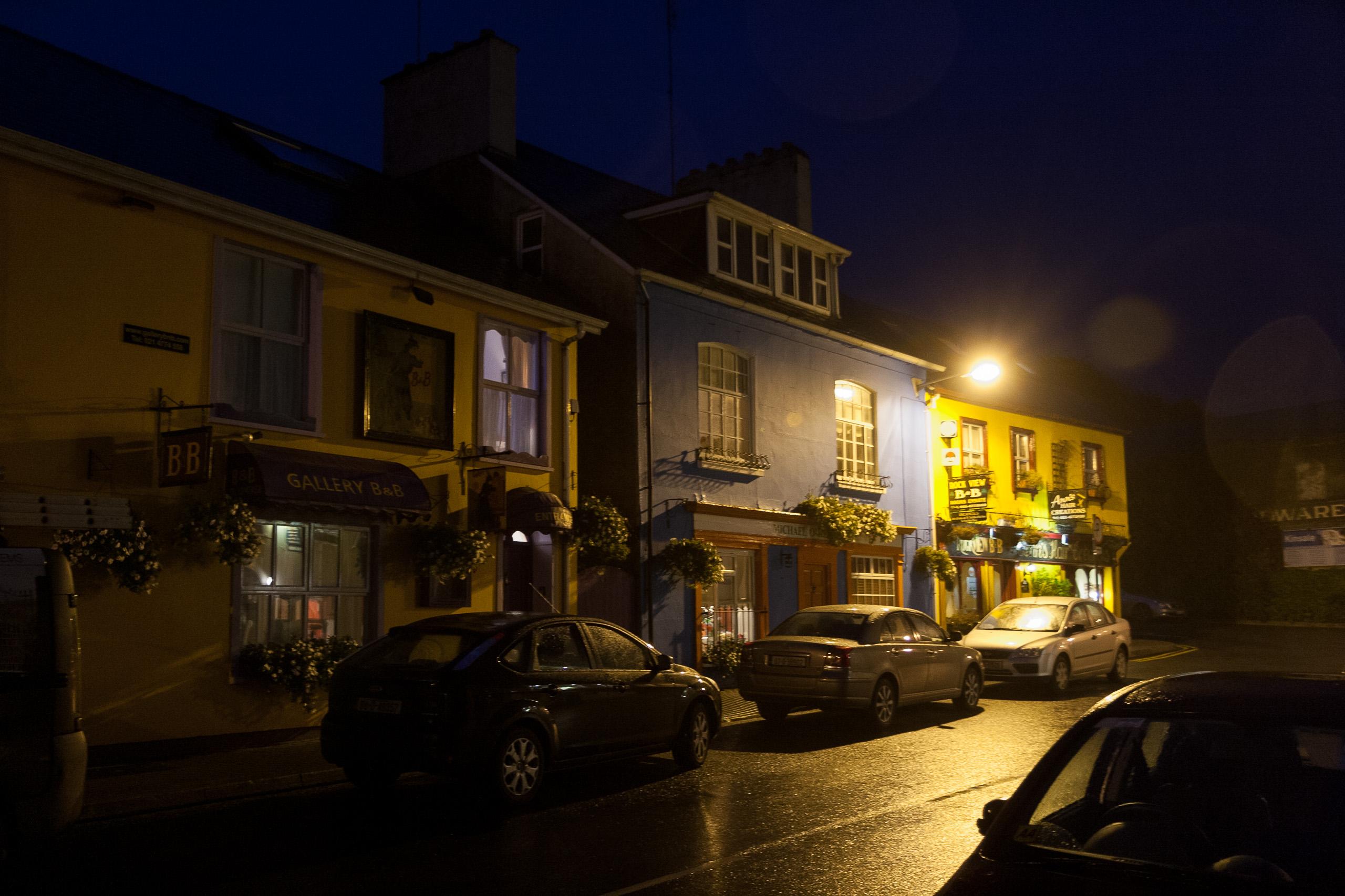 Cork and Kinsale, Ireland